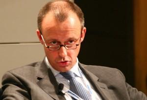 Friedrich Merz auf der Münchner Sicherheitskonferenz