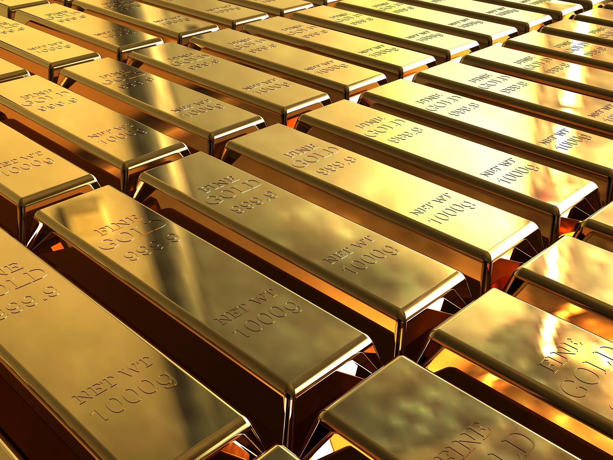 Wieviel Gold Hat Deutschland