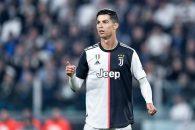 Cristiano Ronaldo Fußballspiel Trikot Juventus