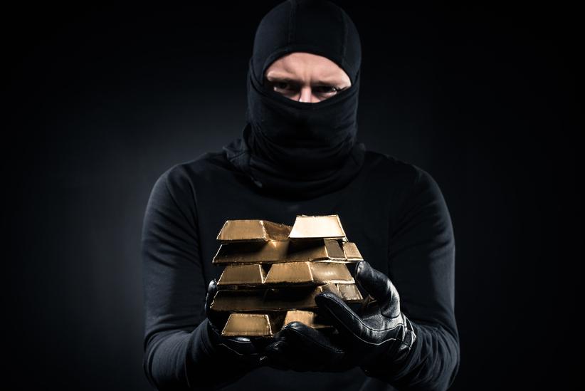 Gold Betrug