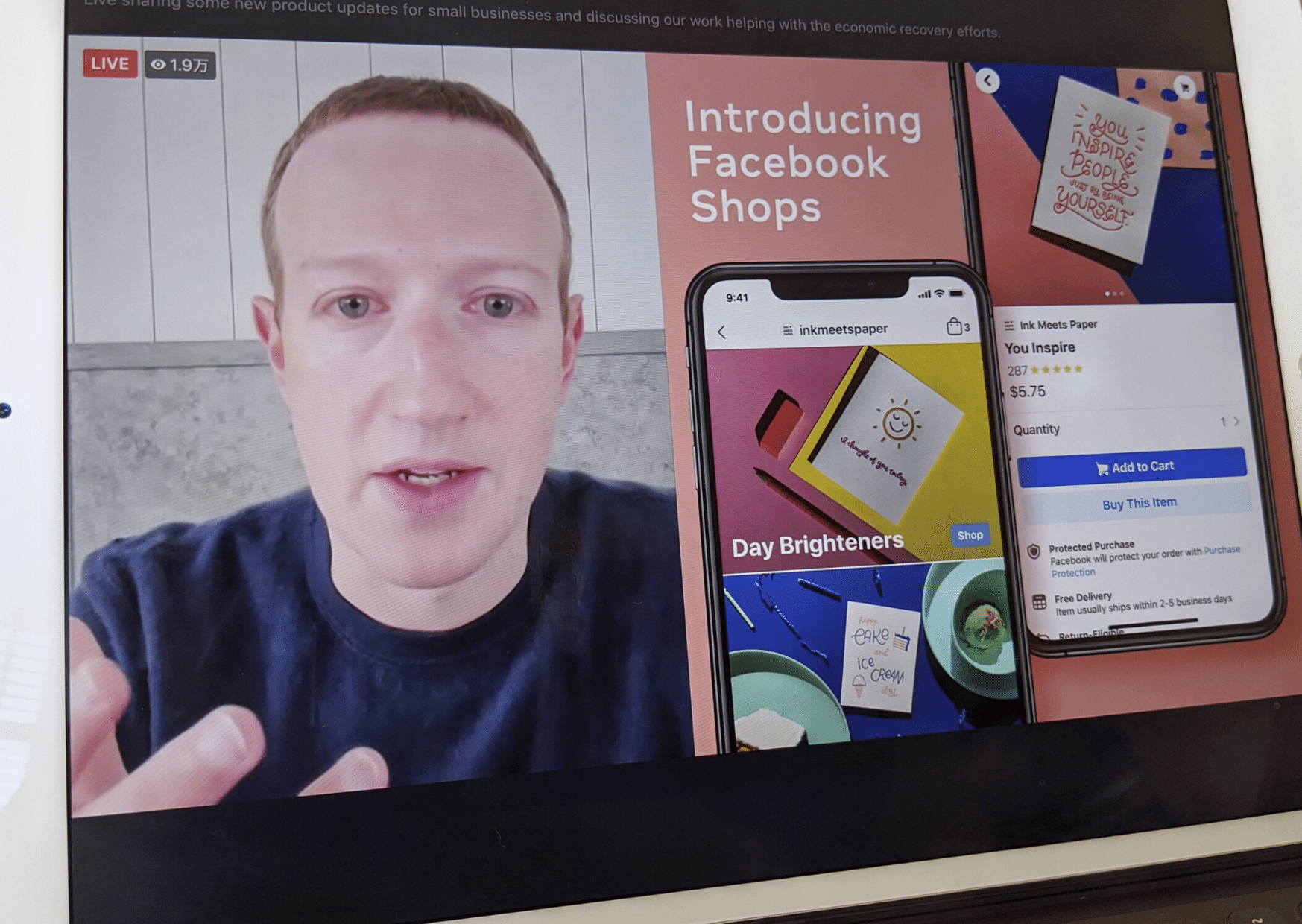 'Facebook Shops' als Alternative zu Shopify und Amazon