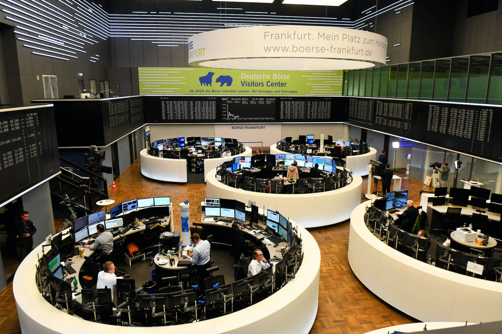 Goodwill Blase' von 317 Mrd. Euro droht zu platzen