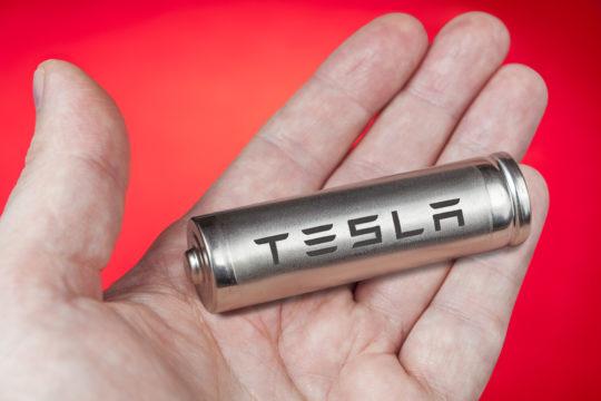 Tesla öffnet seine Batterie-Produktion für Konkurrenzunternehmen