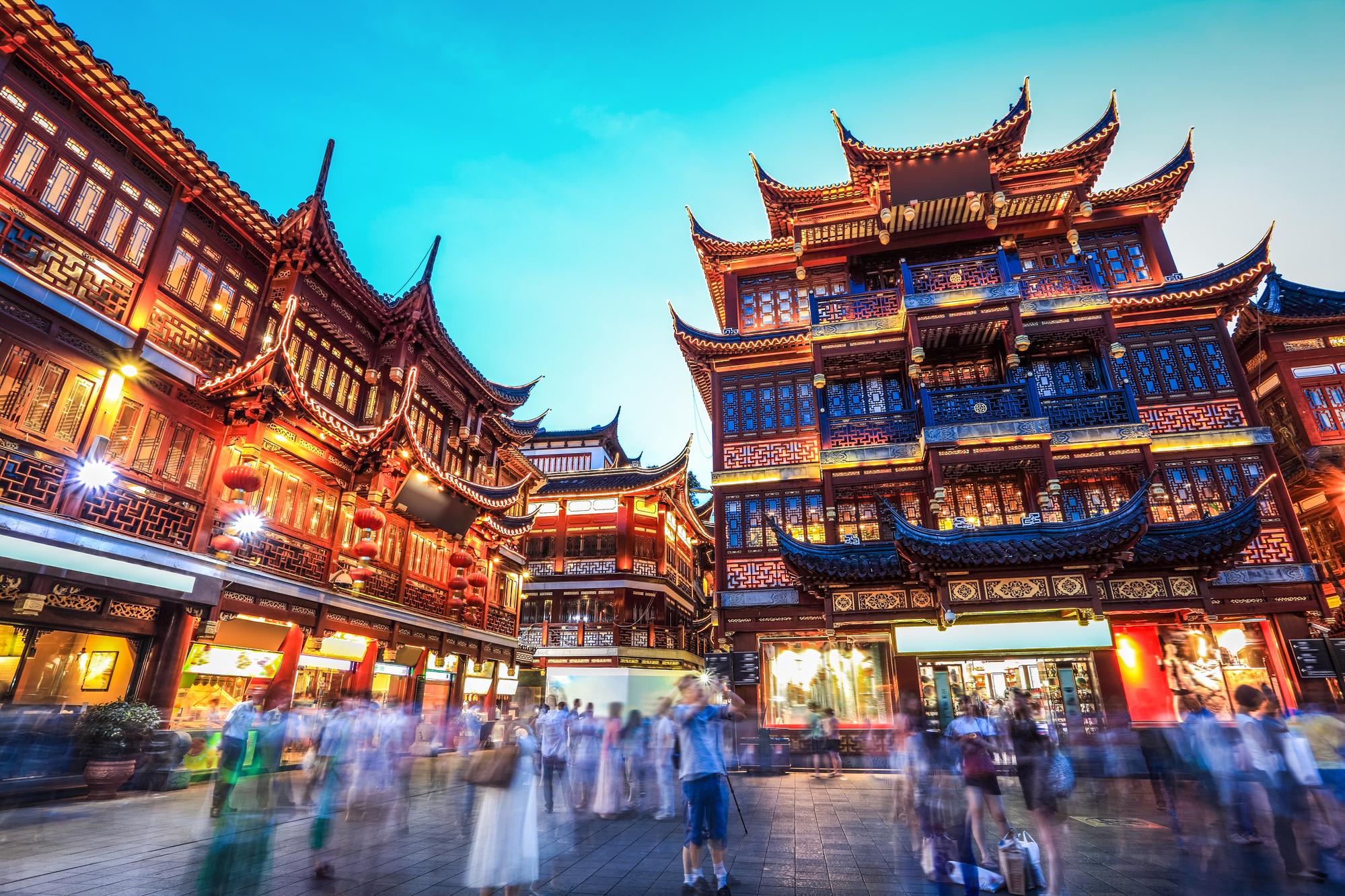 China: Motor für die Weltwirtschaft