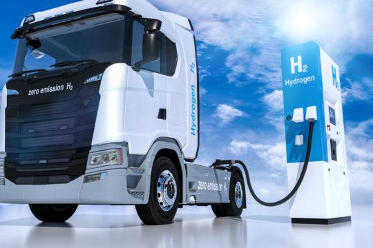 Wasserstofftechnik ist interessant für risikofreudige Investoren