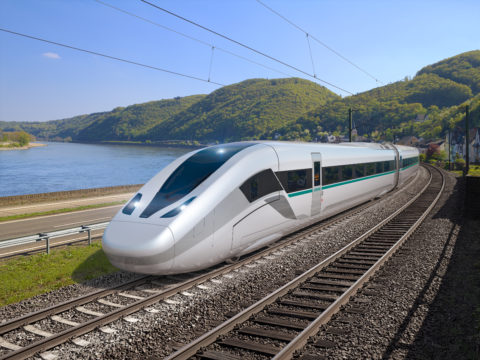 Deutsche Bahn kauft 30 Hochgeschwindigkeitszüge bei Siemens