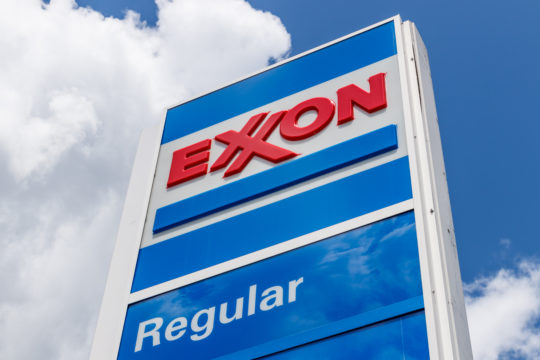 ExxonMobil wird aus dem Dow Jones geworfen
