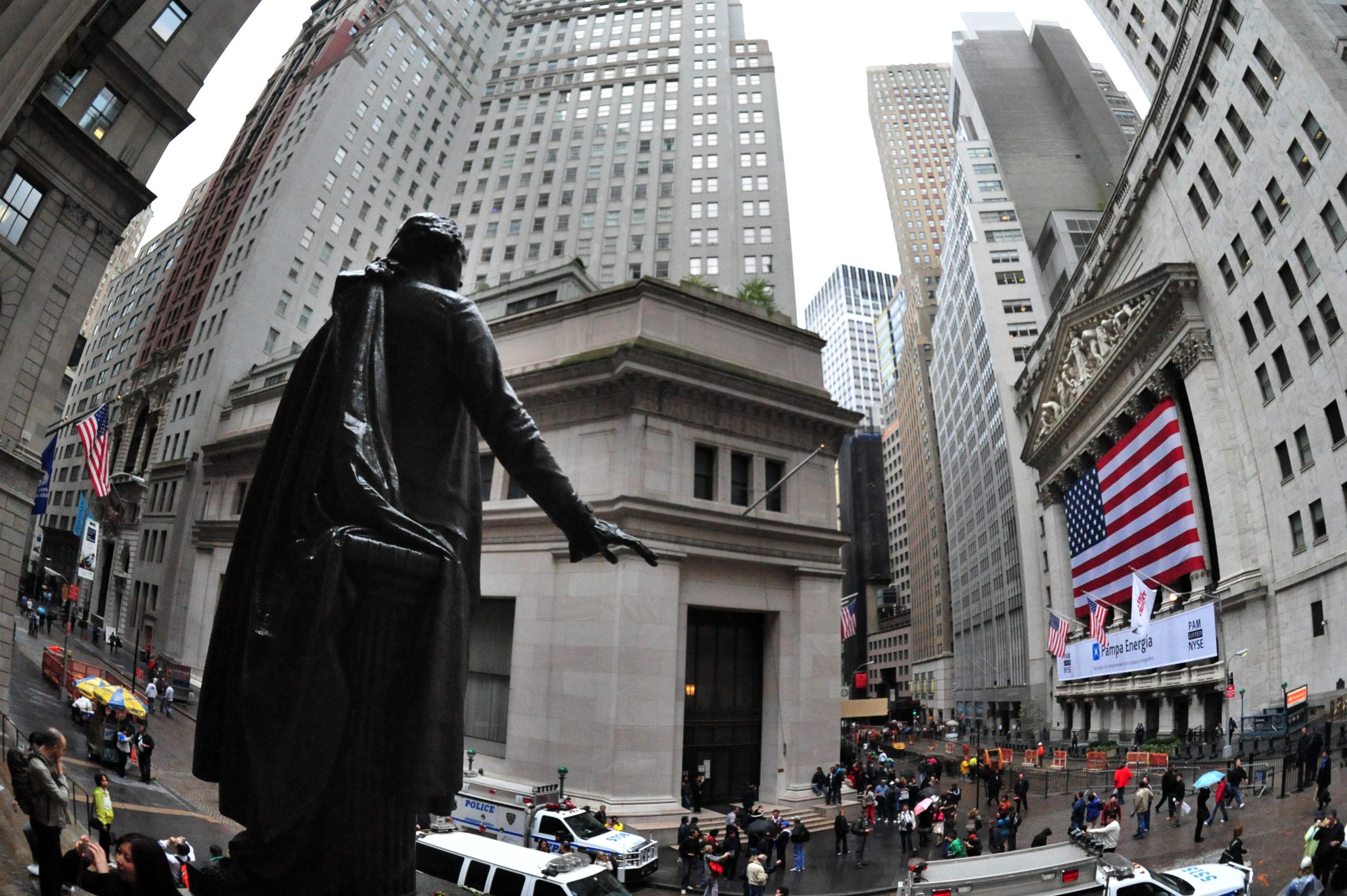 US-Börsen starten stark und schließen am Dienstagabend im Minus
