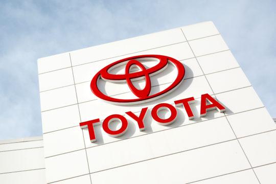 Toyota - Schwarze Zahlen auch in der Krise