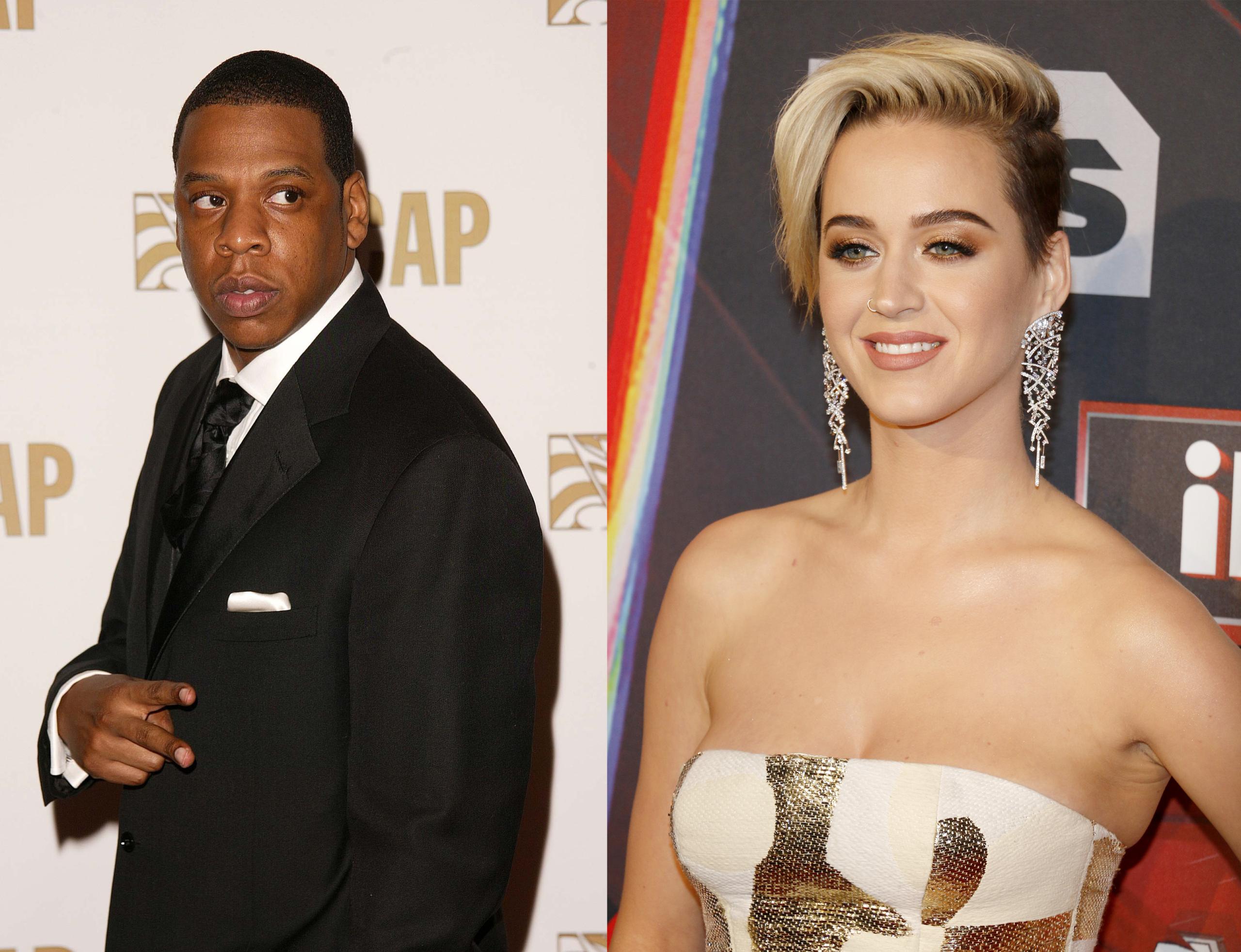 Jay-Z und Katy Perry investieren in Hamburger