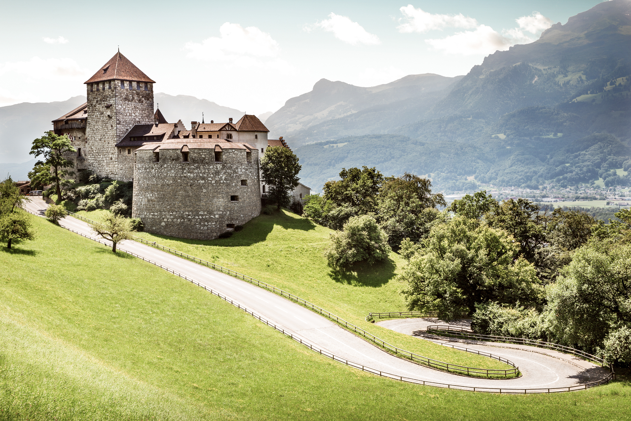 Altersvorsorge made in Liechtenstein