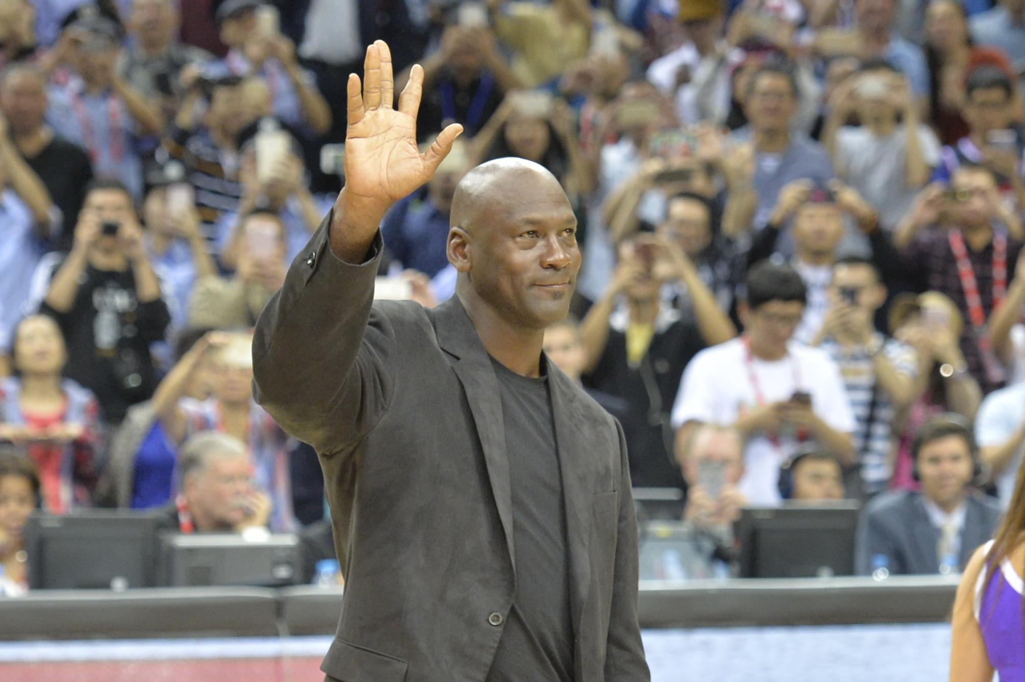 Michael Jordan beteiligt sich an DraftKings