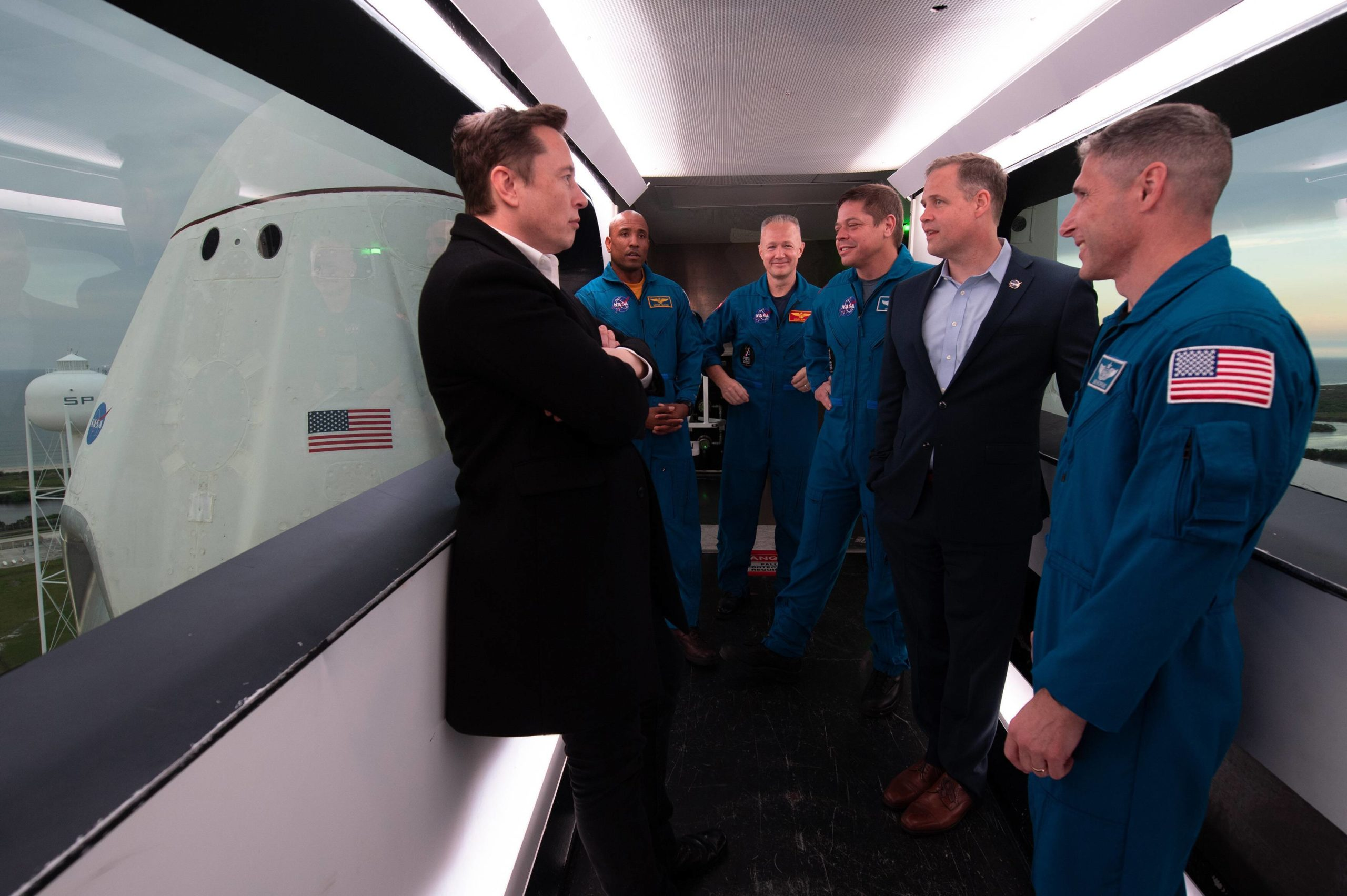 SpaceX: Börsengang für das Starlink-Geschäft geplant