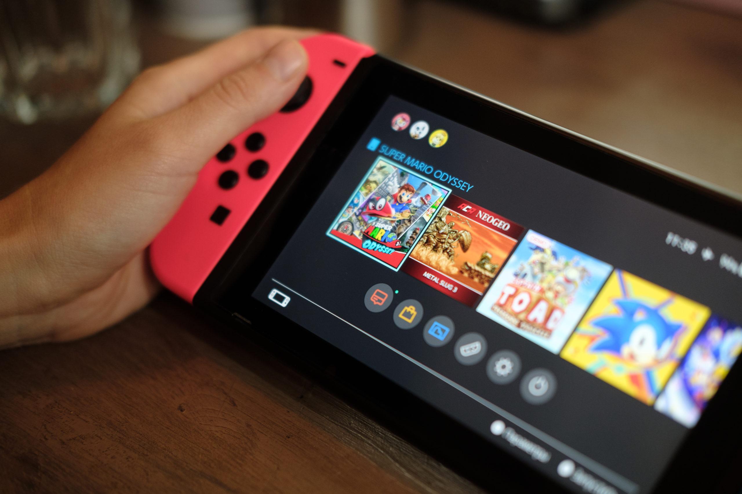 Nintendo verbucht Einnahmerekord durch Coronakrise