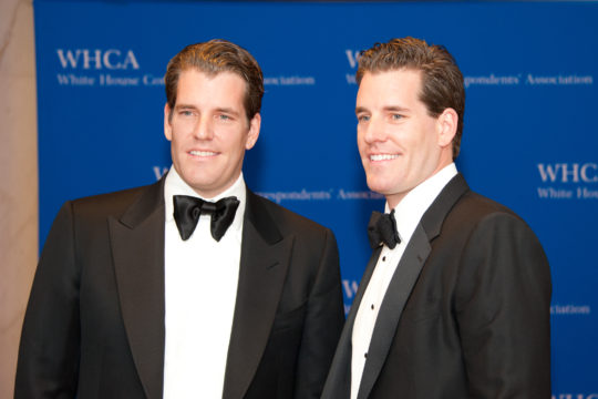 Winklevoss-Zwillinge prüfen Börsengang ihrer Kryptobörse