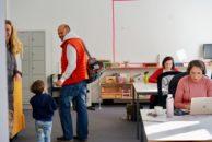 Coworking-Space mit Kinderbetreuung - Die neue Arbeitsweise für Eltern