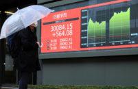 Japans Börse auf 30-Jahres-Hoch