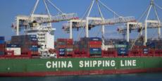 Chinas Exporte im Rekordwachstum