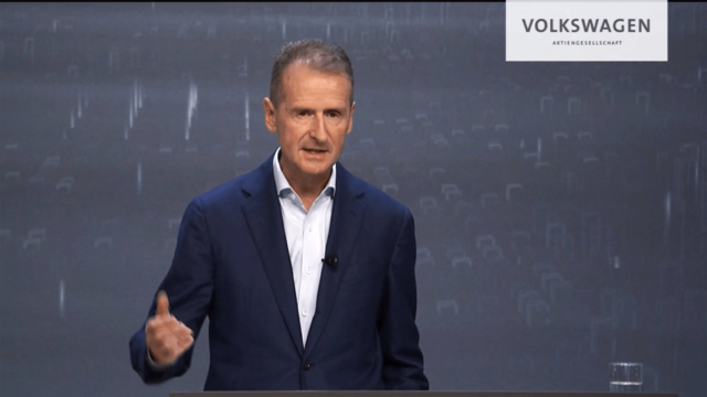 VW investiert 2,5 Milliarden in autonomes Fahren