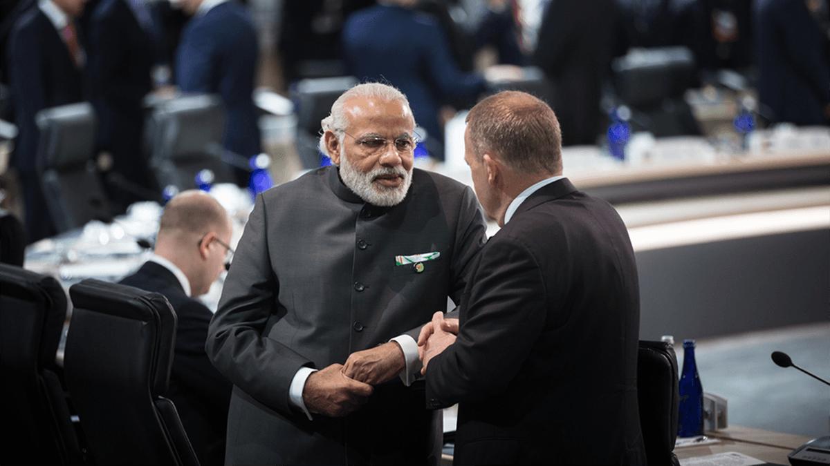 EU und Indien nehmen erneut Handelsgespräche auf