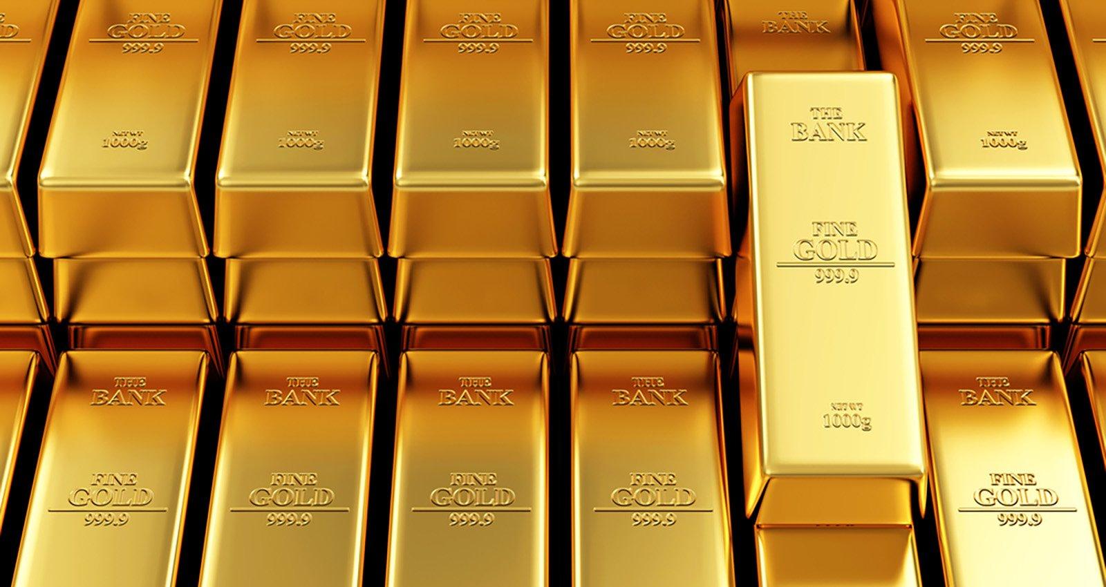 Deutsche kaufen Rekordmengen an Gold