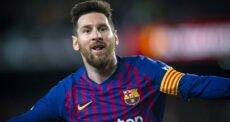 Fußballverein bezahlt Messi teilweise in Krypto