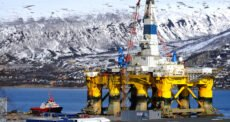 Öl-Gewinne für Norwegens Pensionsfonds