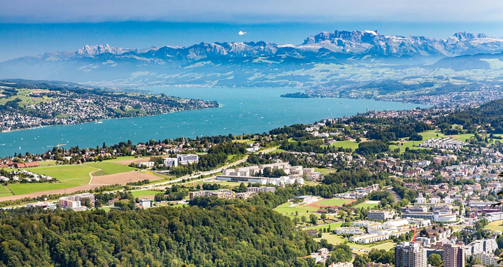 Banken, Immobilien, Steuern – Millionäre lieben die Schweiz