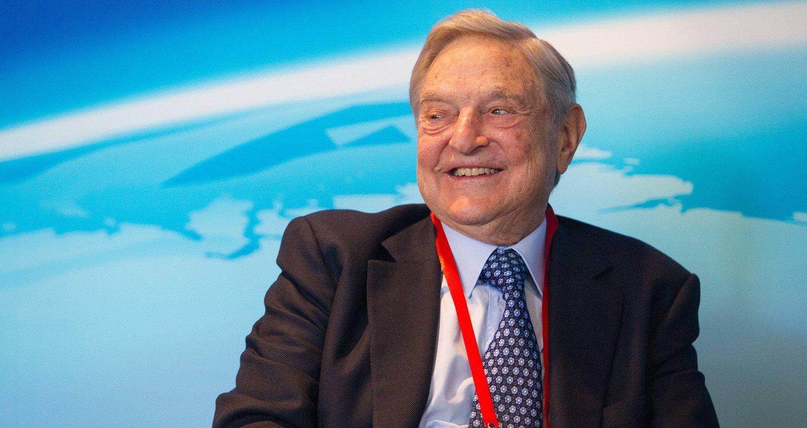 Soros kritisiert BackRocks China: Vorstoß mit einer Milliarde US-Dollar